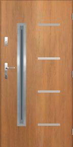 Drzwi AX 78 Inox