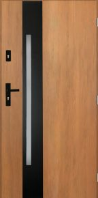Drzwi AX 88 Black